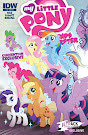 MLP Friends Forever #18 Comic Cover Jetpack Variant