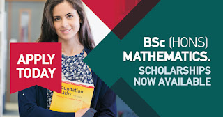 2018 BSC Mathematics Scholarships at the British University of Cyprus