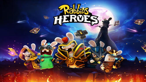 Rabbids heroes Mod Apk For Android