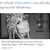Nicki Minaj signs modeling deal with Wilhelmina Models