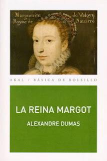Portada del libro la reina margot para descargar en epub y pdf gratis