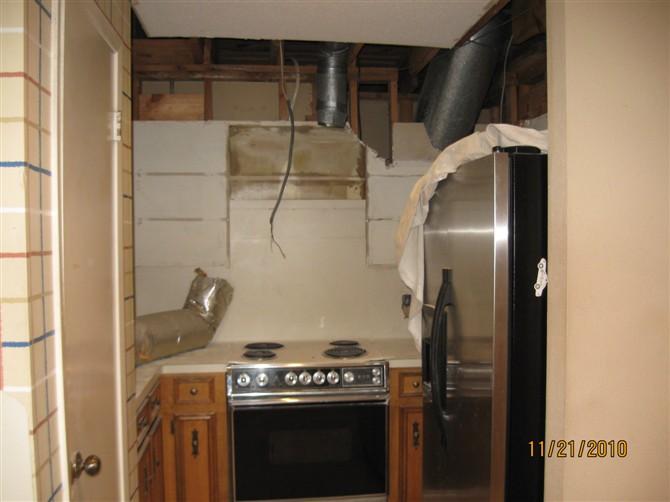 kitchen remodel dallas 28 inch sink houston remodeling 休斯顿张先生家厨房改造 理石台面的安装 地砖 地板工程