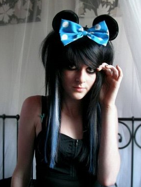 Fashionable Emo Hairstyles