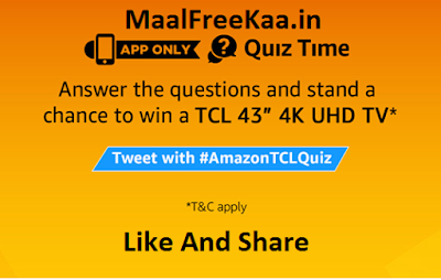 TCL Quiz Time