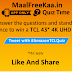 """TCL Quiz Time Answer Win TCL 43"""" 4K UHD TV (Answer Added)"""