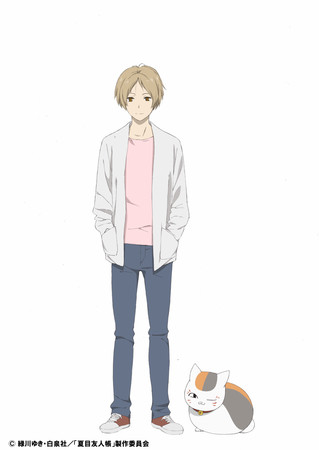 Natsume's Book of Friends Season 5 Visual