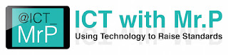 Logo of ICT with Mr.P