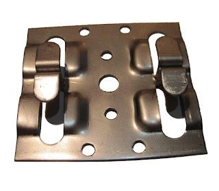 Кляммер основной (оцинкованная сталь), 1,2мм