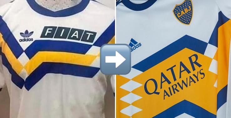 Adidas Kit Boca Juniors Away 2020 Released Footy Stunning