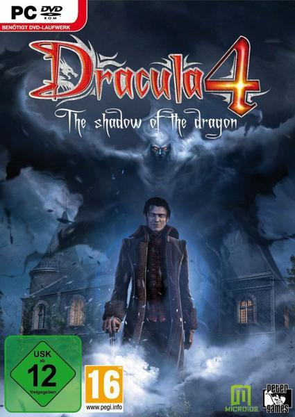 Free Download Dracula 4 The Shadow of the Dragon PC Game