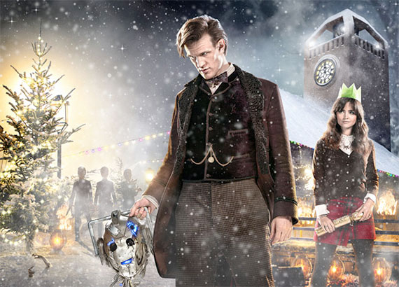 Doctor Who Christmas Special 2013