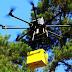 Укрпошта тестує доставку посилок дронами