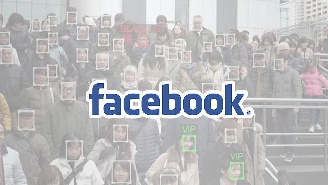 ميزة التعرف على الوجه Face Recognition الجديدة على فيس بوك !