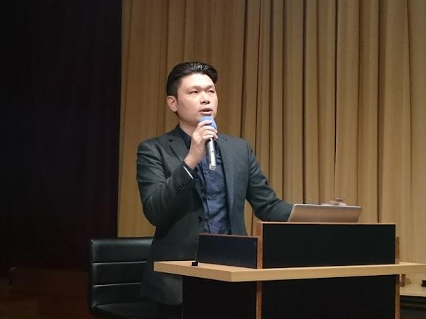 歐漾國際(ALLYOUNG)總經理楊智斌