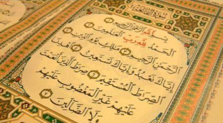 Tafsir Surah al-Fatihah Lengkap Cara Baca Latin dan Terjemahannya