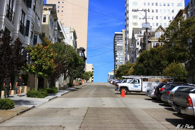 M-ii Photo : 10 choses à faire à San Francisco / 5. Se perdre dans les rues pentues