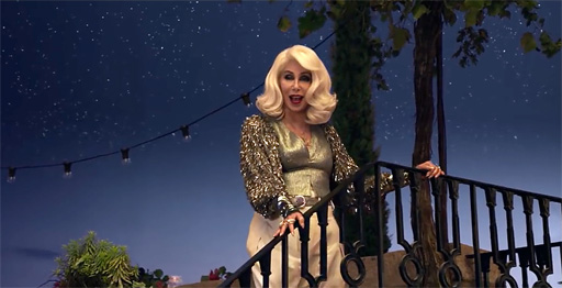 "Cher sings the ABBA hit ""Fernando"" in the upcoming musical film 'Mamma Mia! Here We Go Again'"