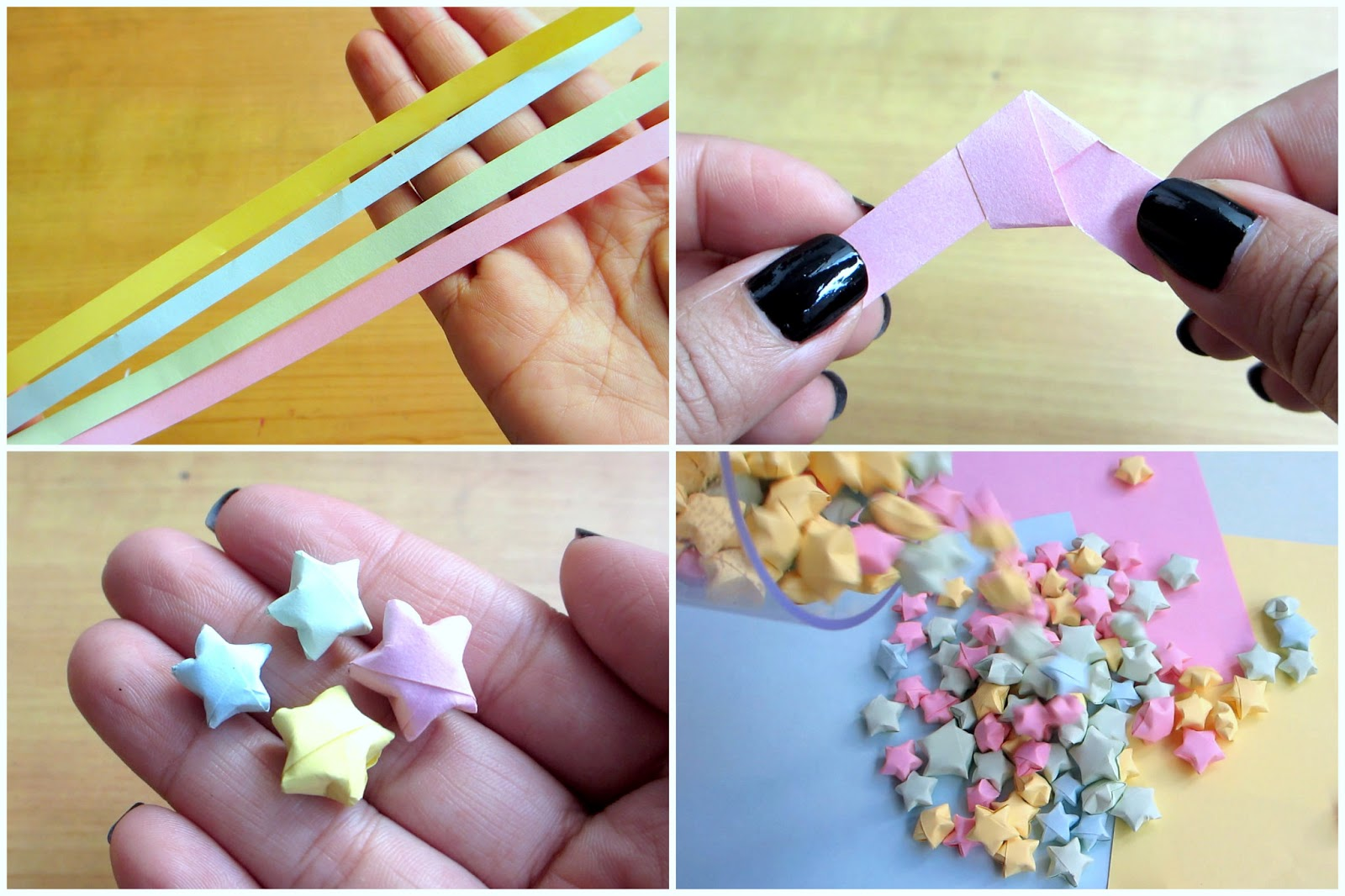 Christmas Origami Decorations Make
