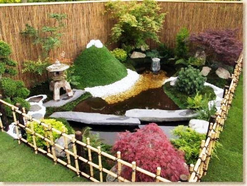 Desain Taman Jepang Minimalis