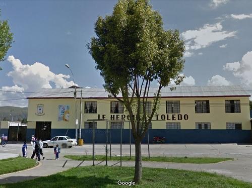 Colegio HEROÍNAS TOLEDO - Concepción