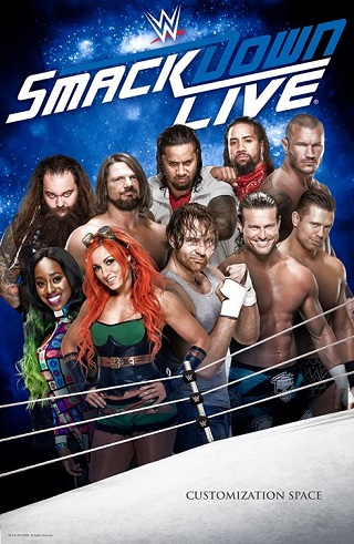 WWE Smackdown Live 24 April 2018 300MB HDTV 480p