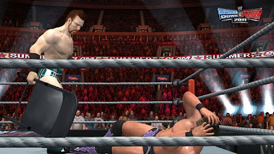 Wwe Smackdown Vs Raw 2011 Pc Games Download 3d Games Download