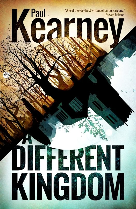Review: A Different Kingdom by Paul Kearney