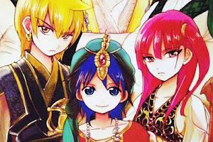 El Manga Magi: The Labyrinth of Magic  finalizara en 4 capítulos .