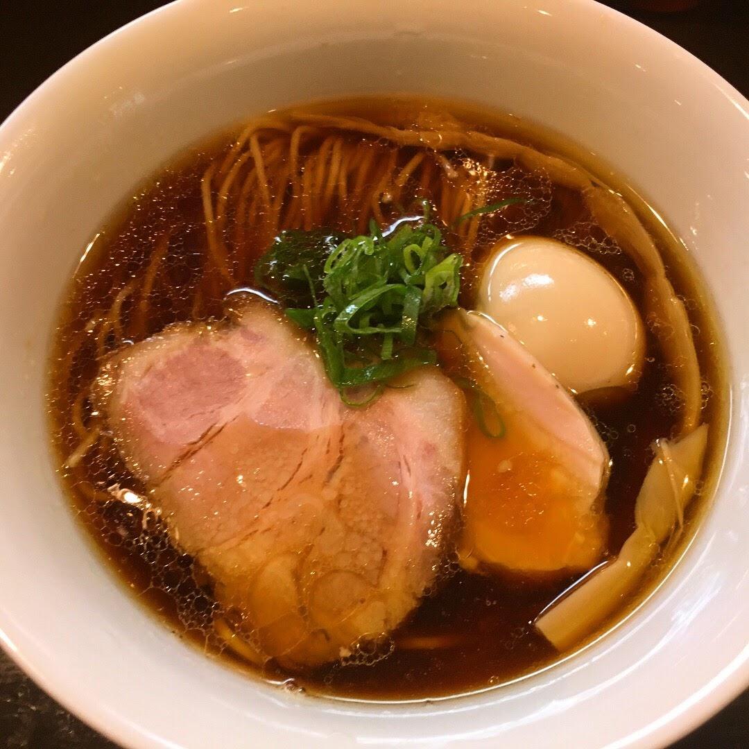 らぁ麺 すぎ本>