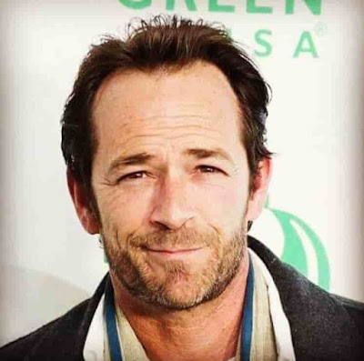 Luke Perry Dies at 52 after Suffering Stroke