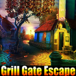 Games4King Grill Gate Escape