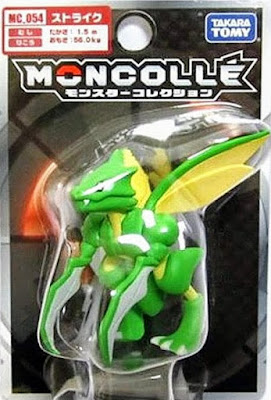 Scyther figure Takara Tomy Monster Collection MONCOLLE MC series