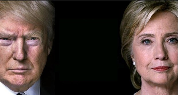 "Clinton εναντίον Trump ή ""νοθεία"" εναντίον ""κατασκοπείας"""