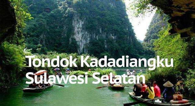 Lirik Lagu Tondok Kadadiangku