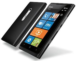 Nokia Lumnia 900 no sé cuanto