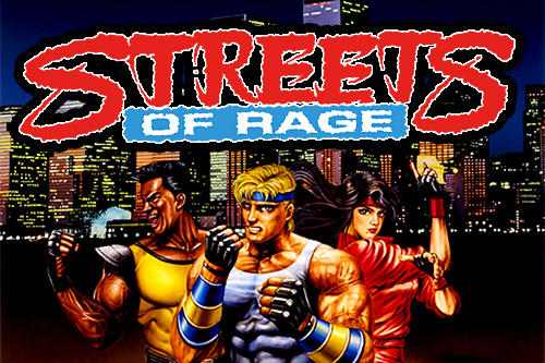 Download Streets of Rage Classic Mod Apk Unlocked Game