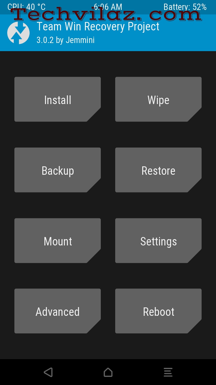 How To Root Infinix Hot 4 Pro Using TWRP Recovery Mode | All Tutor