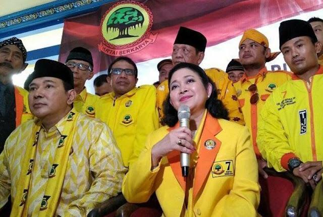 Soal Impor Beras, Titiek Soeharto: Kayanya Buat Kampanye
