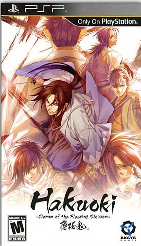Game Hakuoki – Demon Of The Fleeting Blossom (Usa) Iso Ppsspp For Android