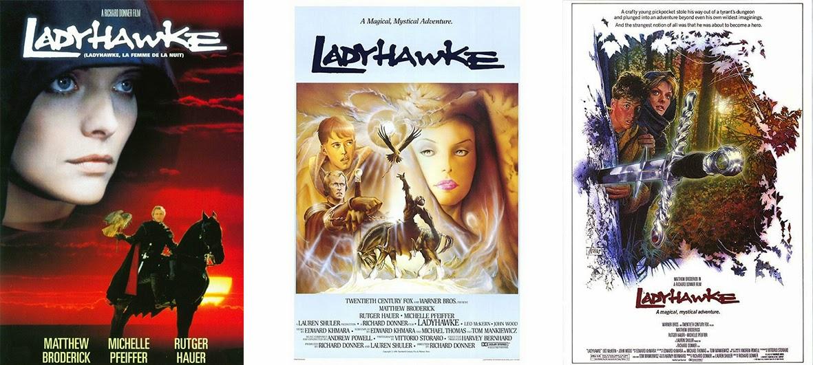 Ladyhawke - Zaklęta w sokola (1985)