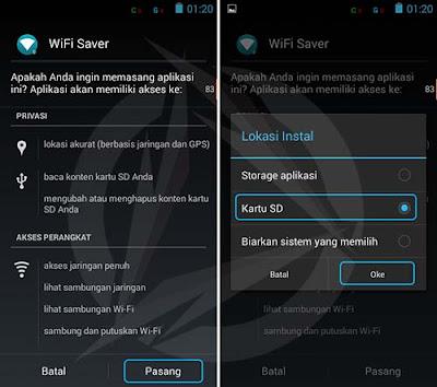 Install Aplikasi Apk di Android