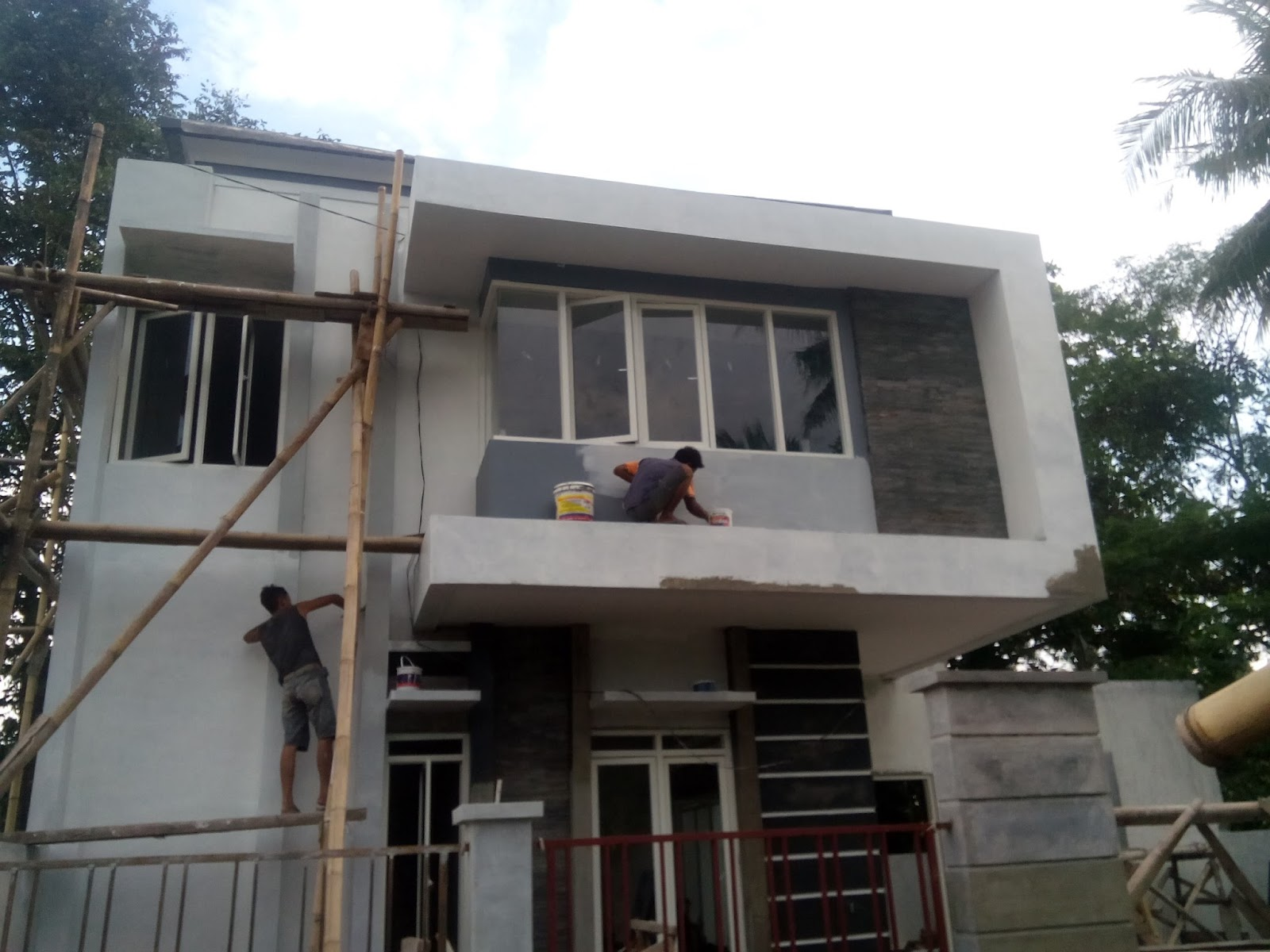 91 Gambar Rumah Minimalis Modern Bertingkat Terbaru