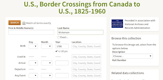 Ancestry: Beware of Misleading Database Titles