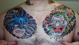 extrange Tattoo Designs