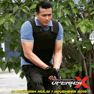 operasi x the movie
