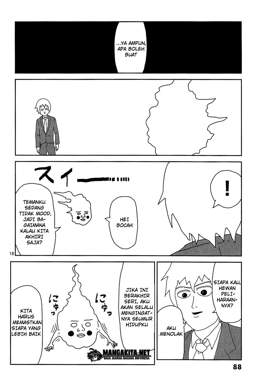 Mob Psycho 100 Chapter 14-19