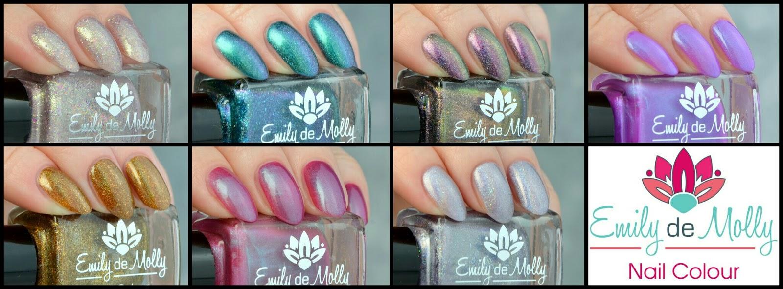 Emily de Molly kolekcja maj 2017 - cz. II