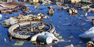 الامراض التي تنتج عن تلوث المياه