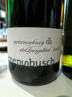 Clemens Busch Marienburg Grosses Gewächs Rothenpfad Riesling 2014 (91+ pts)