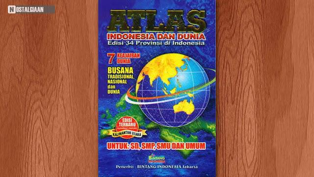 Atlas Dunia dan Indonesia